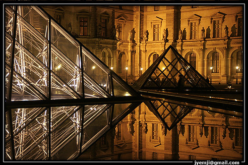 Pyramide du Louvre | by Hatuey Photographies