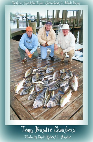 """Fall Fishing In Biloxi, MS"" - Photo by Capt. Robert L. Brodie 