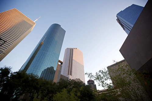 downtown houston | by eschipul