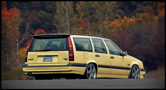 Volvo 850 T5-R wagon | Volvo 850 T5-R wagon. | Zach Boumeester | Flickr