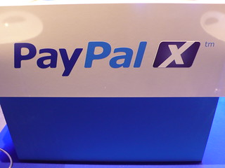 PayPal booth at LeWeb | by jeanxtof