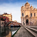 Italy - Venice: Canals and Churches