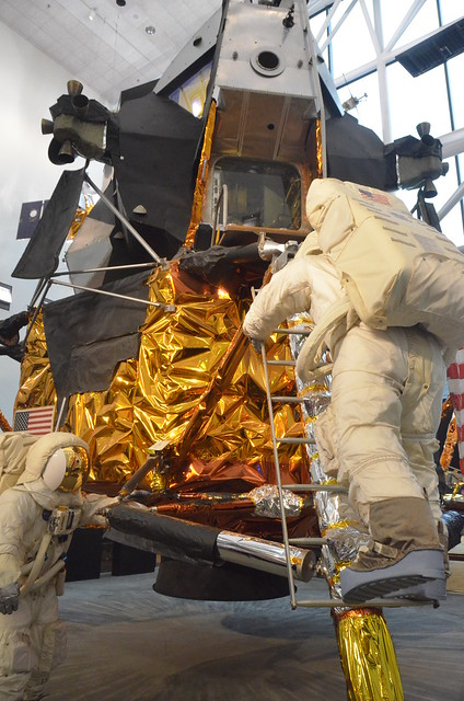 Neil Armstrong Space Museum - Pics about space