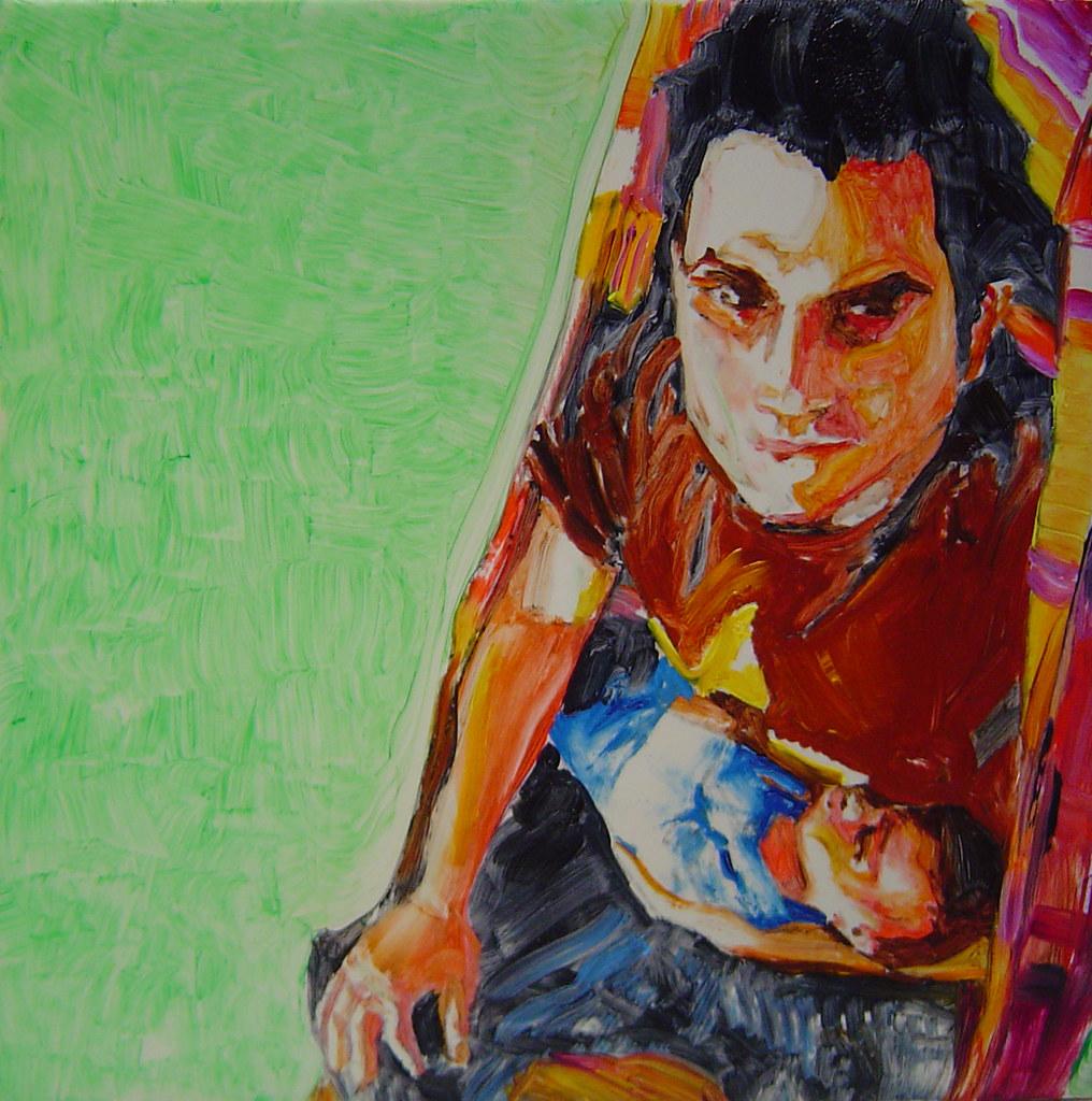 carla benedetti leo s azulejo 15 x 15 cm 2009