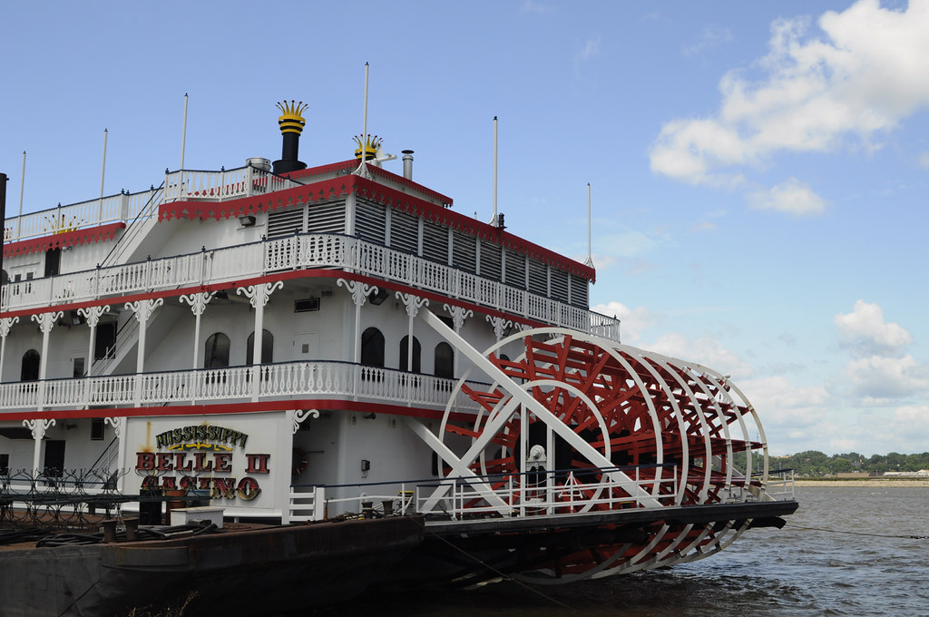 Mississippi belle ii riverboat casino clinton las vegas casino mini cam