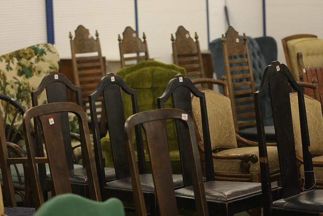 Seattle Goodwill Antique Furniture Bonanza Flickr Photo Sharing