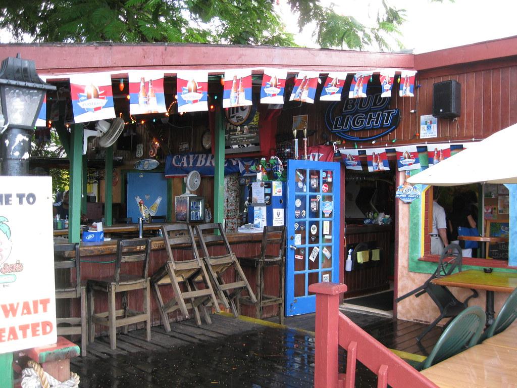 Cayman Islands Restaurants Seven Mile Beach