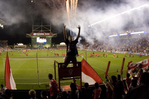 Chicago Fire vs TFC 09/26/09 | by section8chicago