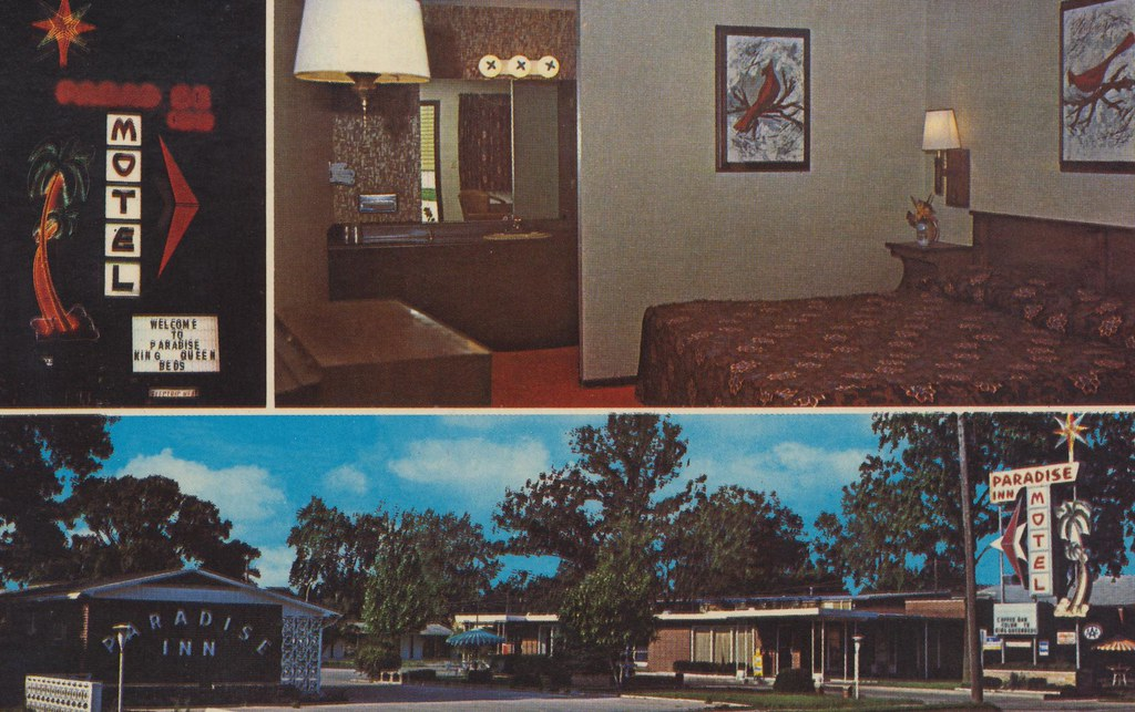 Paradise Inn Motel - Effingham, Illinois