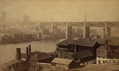 055259:A view of Newcastle upon Tyne Unknown pre-1874 | by Newcastle Libraries