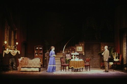 the importance of a theatrical design in a play As a theatrical movement and performance style, naturalism was short-lived stage time equals real time – eg three hours in the theatre equals three hours for the characters in the world of the play.