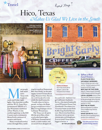 article from southern living magazine tim klein flickr
