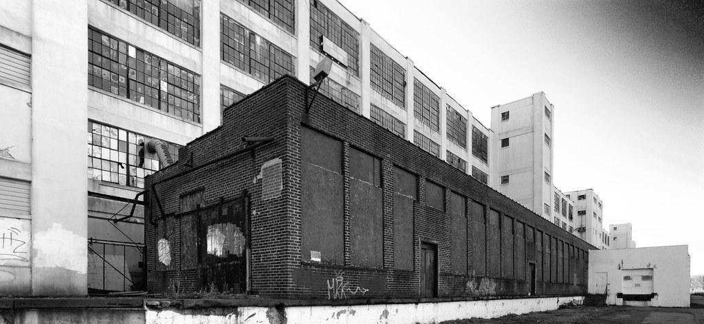 Victory Factory Building Endicott Johnson Shoe Company