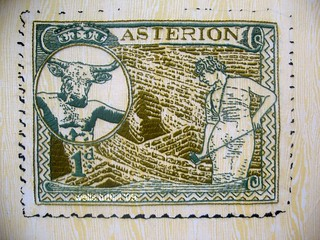 Asterion Commemorative  Stamp | by Penny Nickels