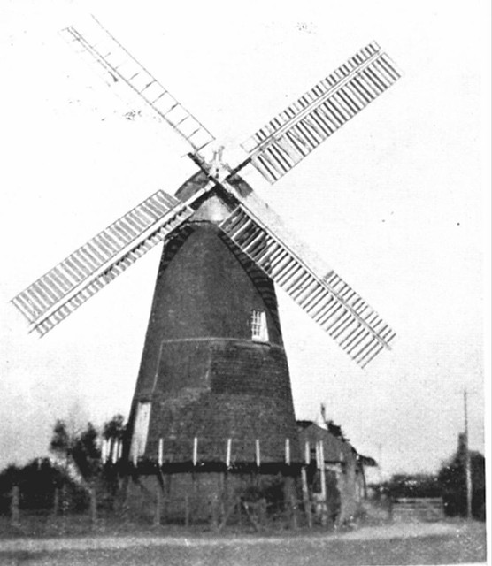 Fitted In Sussex Surrey And Kent: Photographs Of Windmills In Kent