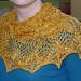 echo flower shawl