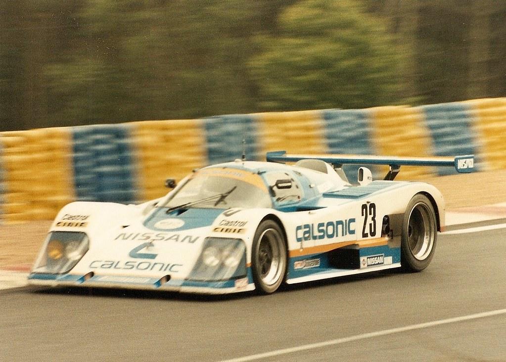 Nissan R88C Le Mans 1988 The Kazuyoshi HoshinoTakao