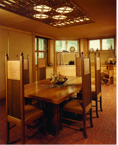 Free Frank Lloyd Wright Tours Chicago
