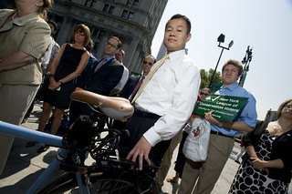 Council Member John Liu, Chair of the Council Transportation Committee | by New York City Council