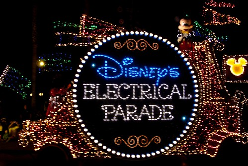 Disney's Electrical Parade | by HarshLight
