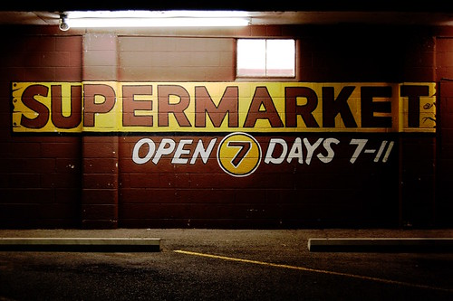 Supermarket | by Jeremy Stockwell