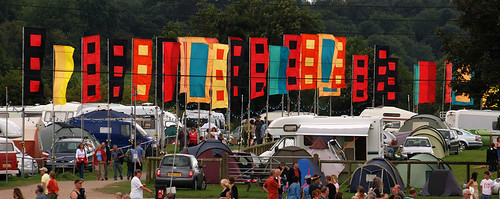 Festival flags | by Danny Beath