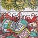 Book Burning - Quema de Libros - Suns and Book Burning