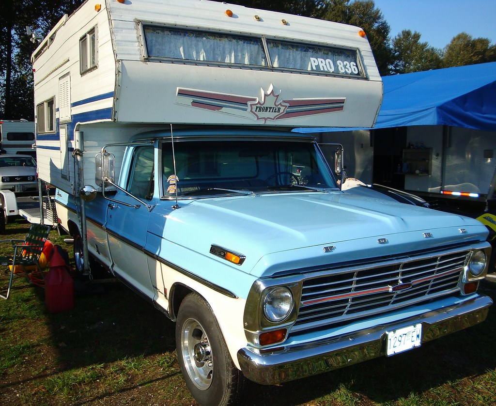 1969 Ford Camper Special Wiring Diagrams Tow Truck Ranger F 250 Pickup With Flickr Rh Com