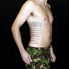 British army tattoos in colour flickr photo sharing for Tattoos in the british army