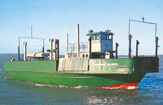 Drummond Island Ferry History