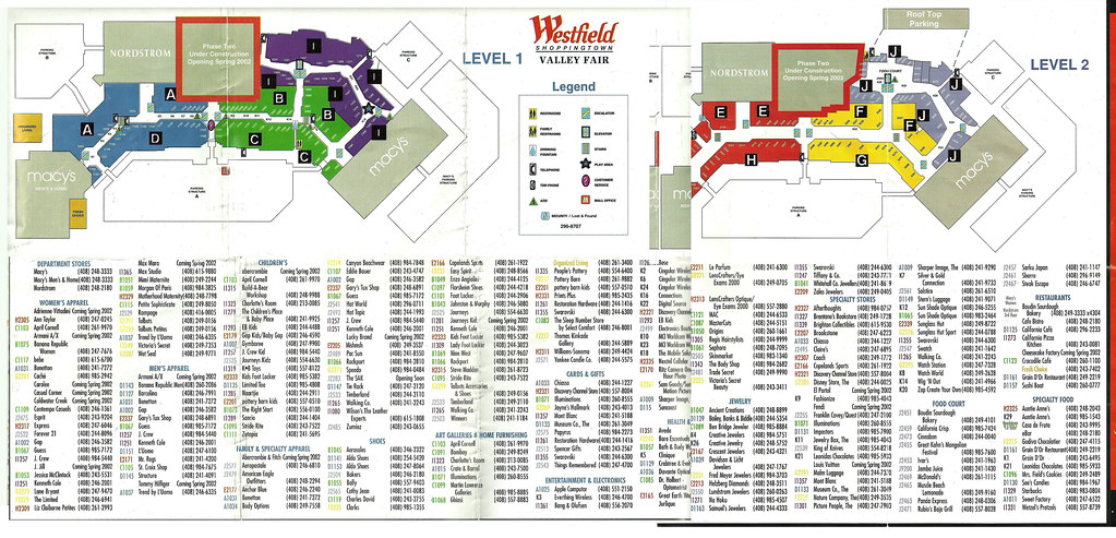 Westfield Valley Fair, commonly known as Valley Fair, is an upscale shopping mall in San Jose, California, in Silicon Valley, owned by Unibail-Rodamco-Westfield. It is located on Stevens Creek Boulevard in San Jose and Santa Clara, one of Silicon Valley's .