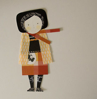 paper doll #93 | by ana ventura