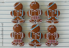 Gingerbread Kids | by Mad Baker