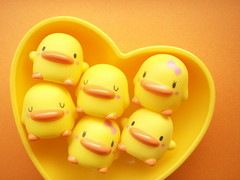 Kawaii Mini Mascot Doll Chick Piyo-chan Mother Goose Japan | by Kawaii Japan
