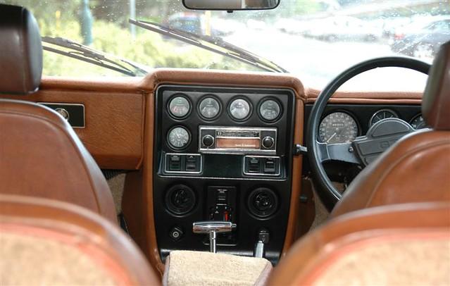 Reliant Scimitar Gte Se6a 3 0 V6 Auto For Sale Reliant