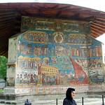 Voronet Monastery - Romania