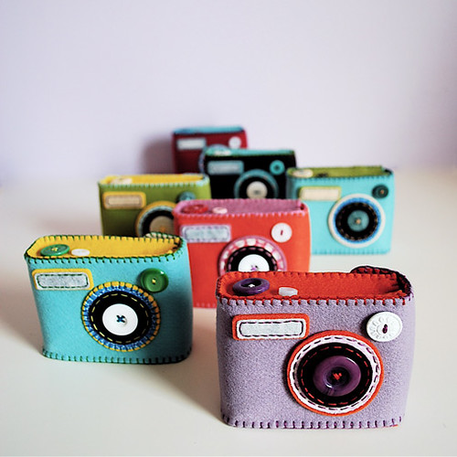 """Degicame"" Camera Camera Cases 