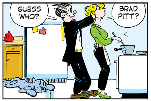 blondie dagwood Adult cartoon
