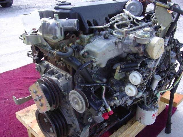 Isuzu Diesel Engine 4he1 Npr Nqr Gmc W5500 W3500 W4500 199