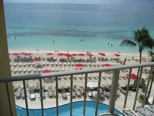 Beach at Marriott on Grand Cayman Island | by JavaJoba