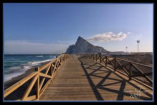 Road to Gibraltar Gibraltar