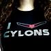 She loves Cylons