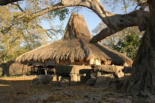 Sumba Traditional House - Komodo, Indonesia | by whl.travel