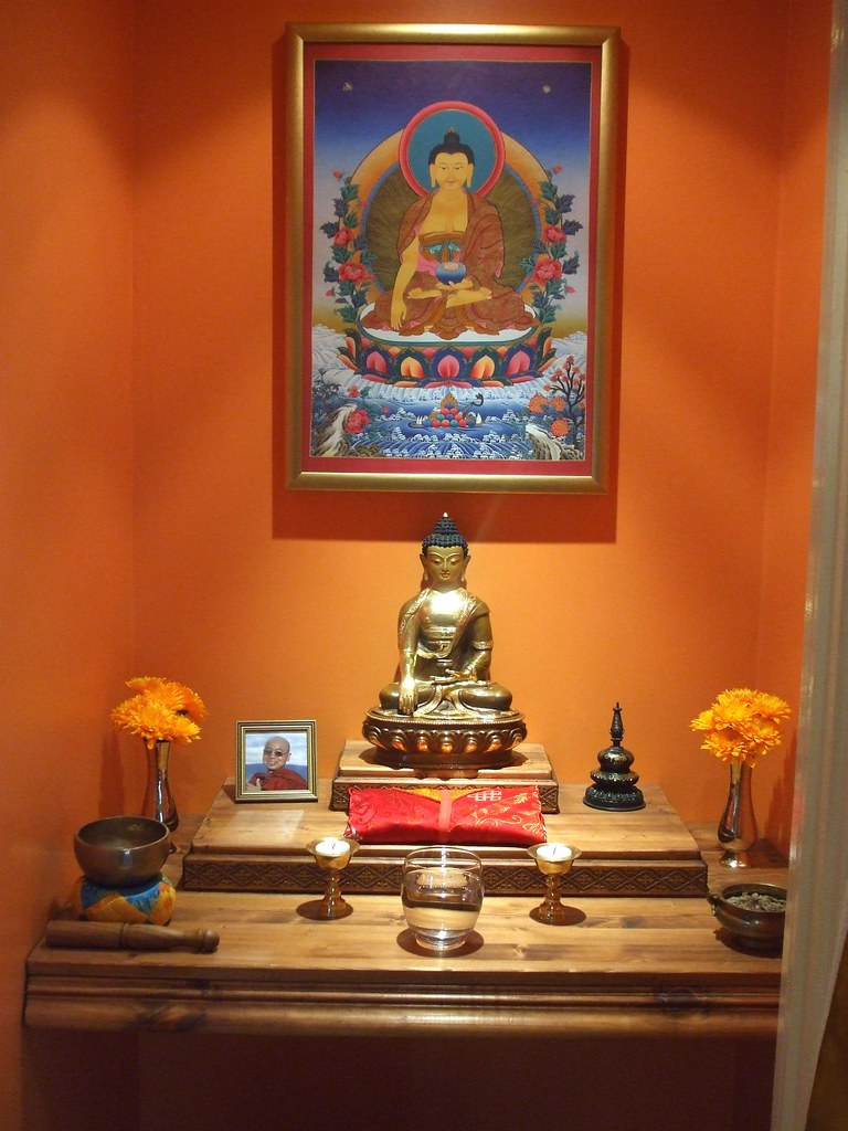 Home Buddhist Shrine Nick Hill2008 Flickr