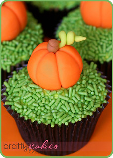 Pumpkin Cupcakes | by Natty-Cakes (Natalie)