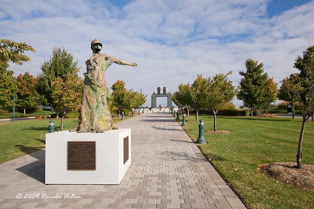 National D Day Memorial By Rhilton4u