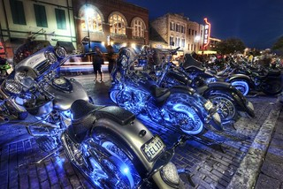 The Harleyfest on 6th Street - Do People See the World Differently? | by Stuck in Customs