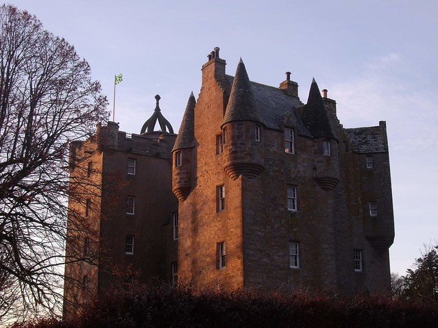 Castle Stuart, Inverness, Scotland