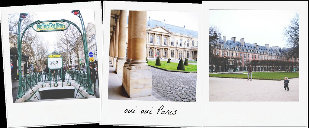 The Paris Diaries - oui oui Paris | via It's Travel O'Clock