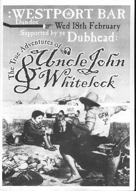 Uncle John & Whitelock - 2 - Fiddy